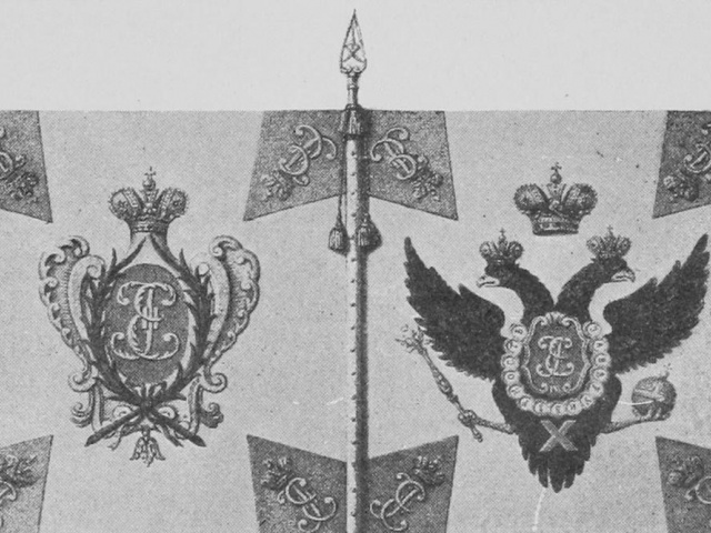 Казармы для Томского полка