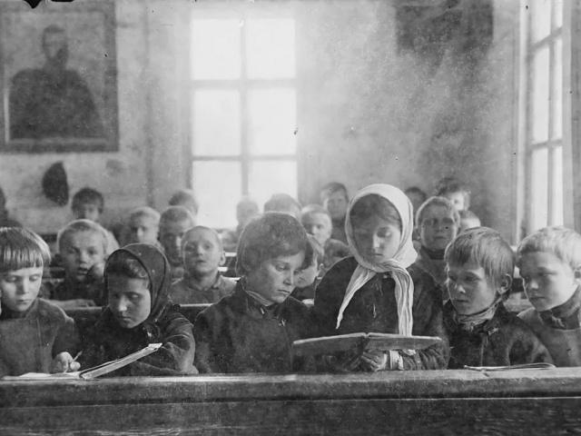 Крестовоздвиженская школа (г.Козлов)