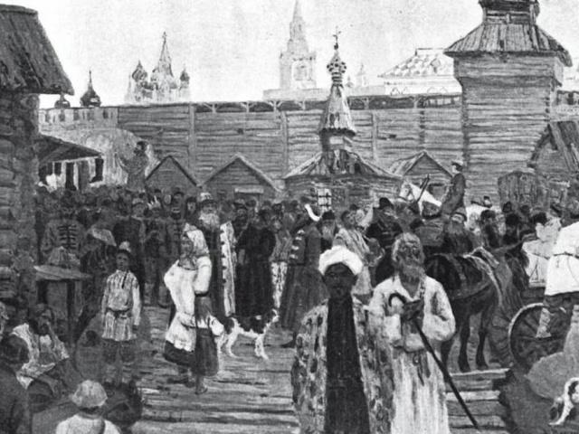Козловские воеводы 17-го века