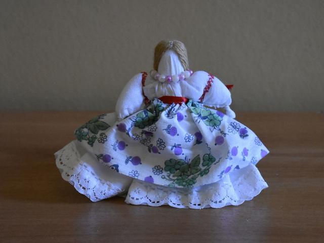 Медведева Дарья - Обереговая кукла
