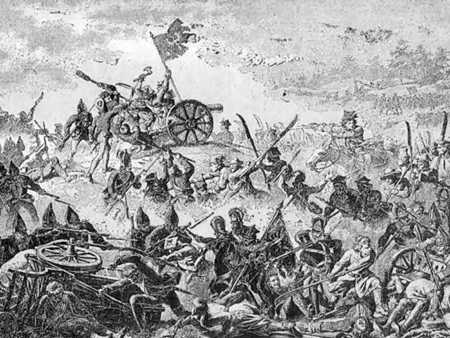 Козловский полк в Польские кампании