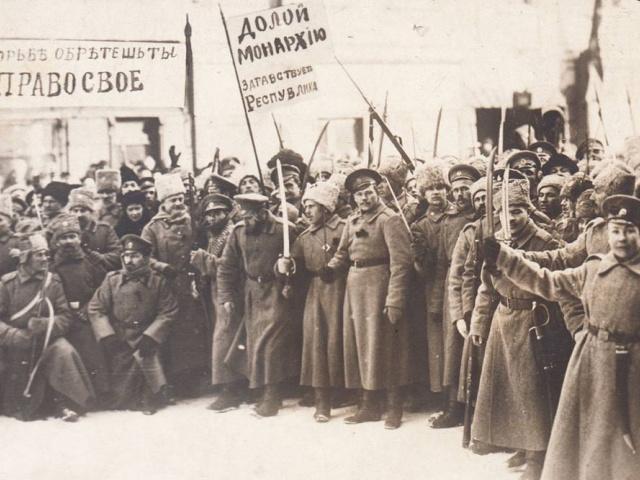 Революционные события в Козлове